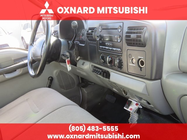 Pre-Owned 2007 Ford F-450SD XL