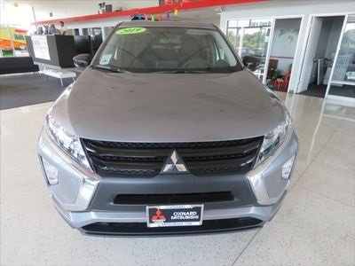 New 2019 Mitsubishi Eclipse Cross SP
