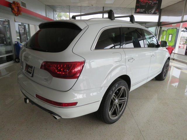 Pre-Owned 2012 Audi Q7 3.0 TDI Premium Plus
