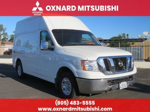 Pre-Owned 2014 Nissan NV2500 HD SV
