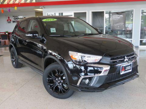 New 2019 Mitsubishi Outlander Sport sp