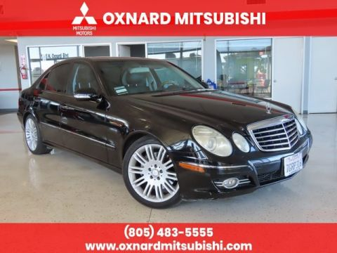 Pre-Owned 2008 Mercedes-Benz E-Class E 350